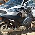 Polícia Civil de Cajazeiras recupera moto abandonada nas proximidades do Açude Grande