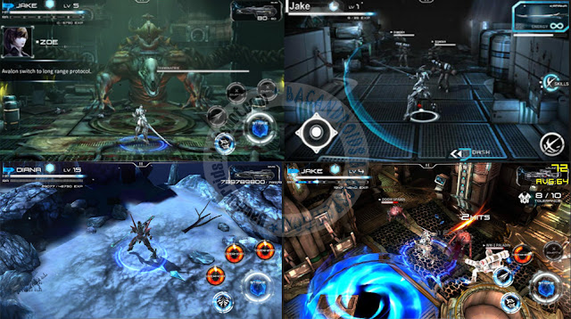 implosion Never lose hope Apk data Obb Teraru For Android v1.2.9 Full