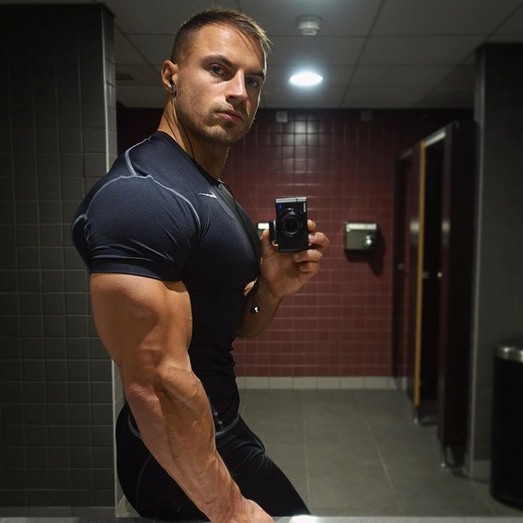 Mike Thurston Full Biceps Amp Triceps Workout For Bigger Arms