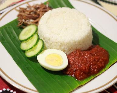 sambal nasi lemak paling sedap
