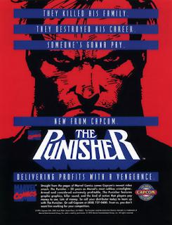 Videojuego PC The Punisher Arcade
