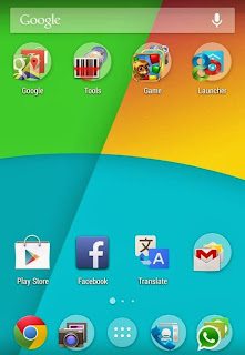 Cara mudah rubah Android menjadi Android 4.4 Kitkat