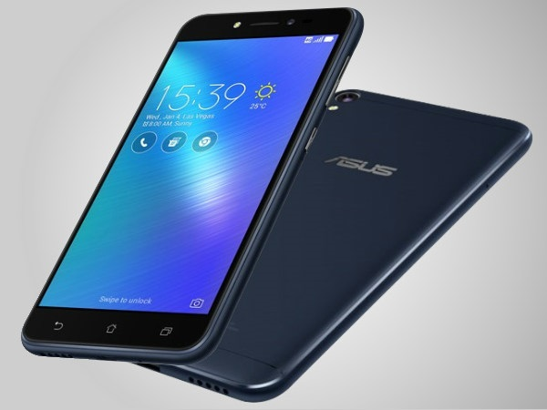 Asus Zenfone Live With Live Beautification Feature