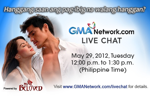 Live Chat with Kapuso Stars Marian Rivera Dingdong ...