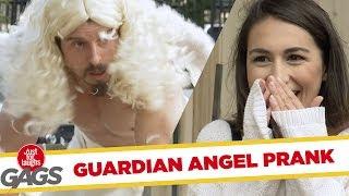 Funny Video – Guardian Angel On Demand PRANK!