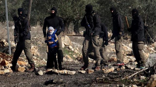 Fuerzas israelíes utilizan a niños palestinos como escudos humanos