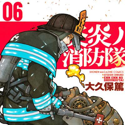 Fire Brigade of Flames [1-6/??][MANGA][MEGA]