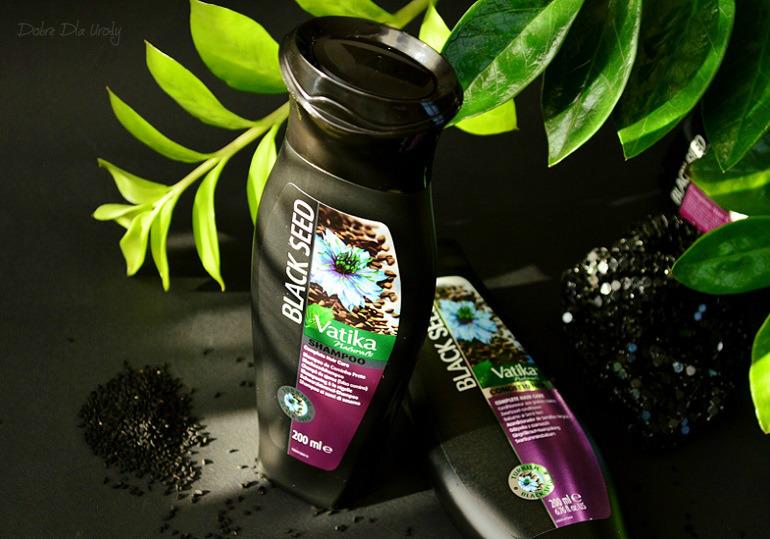 Szampon i odżywka do włosów z czarnuszką Dabur Vatika Black Seed Conditioner