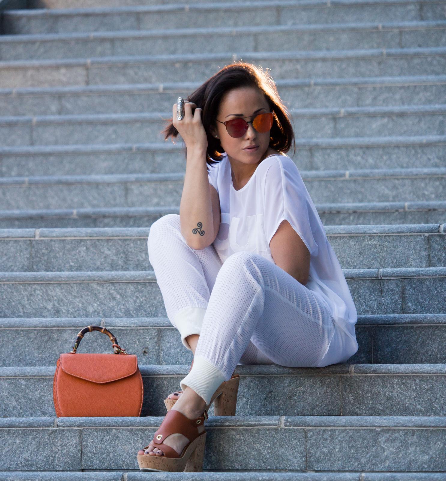 Jessica Neumann , ootd , Massimo Rebecchi , 5 preview , streetstyle milan