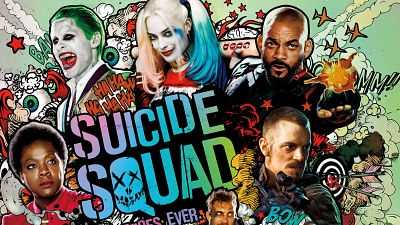 Suicide Squad 2016 English Download HDTS 500MB HDTS