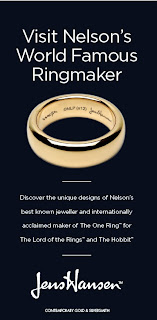 makers of the one ring jens hansen
