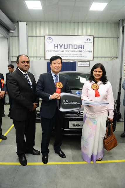 Hyundai Motor India Ties-up with Pusa Institute of Technology, New Delhi