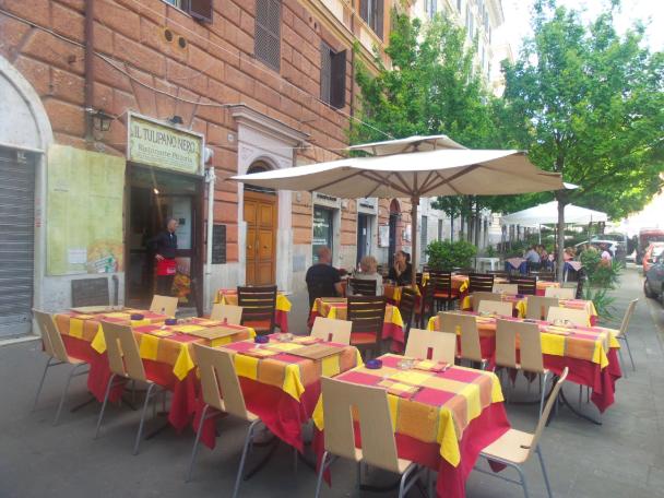 Tulipano Nero - Gluten-free Rome, Part II - www.aglioolioepeperoncino.co