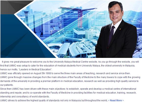 scholarship for health science diploma University Malaya
