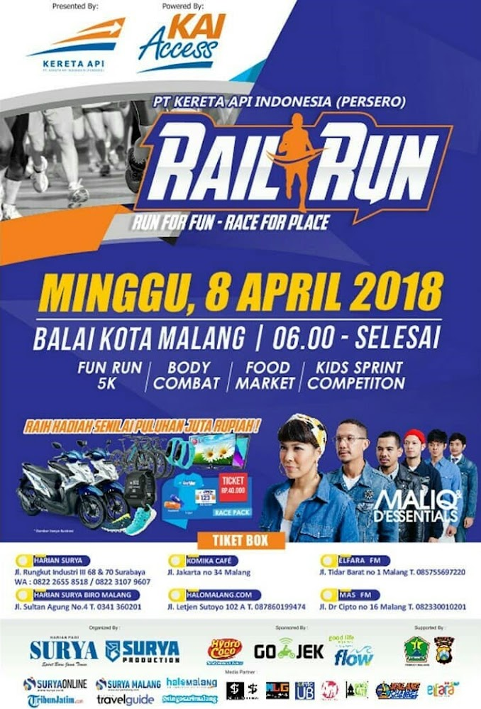 KAI Rail Run • 2018