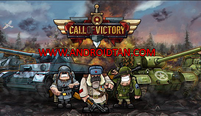 Download Call of Victory Mod Apk v1.9.0 (Unlimited Money) Terbaru 2017
