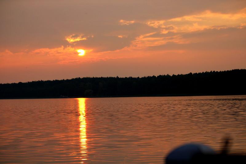 Unterwegs mit dem BunBo - Sonnenuntergang auf dem Gudelacksee | Arthurs Tochter Kocht by Astrid Paul