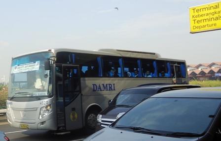 Didi Sadili Com Nyamannya Naik Bus Damri Dari Bogor Ke Bandara Soekarno Hatta Jakarta