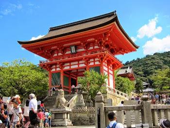 Kuil Kiyomizu, Kyoto