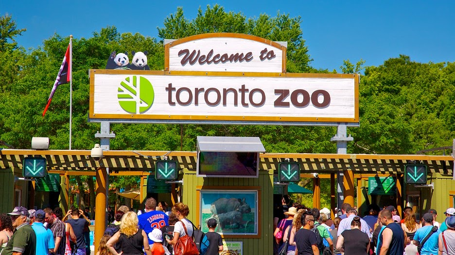 10 of the World's Most Famous Zoos - Toronto Zoo, Ontario, Canada
