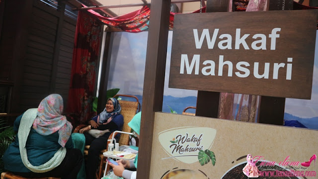 Wakaf Mahsuri Kampung Pulau Pisang MAHA 2018