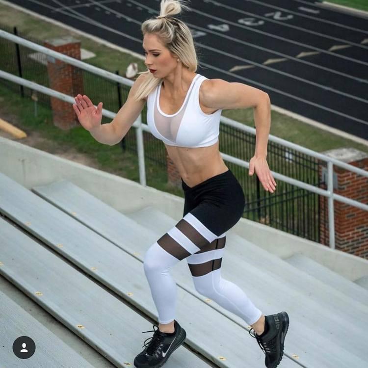 Motivation fitness Heather Marsh