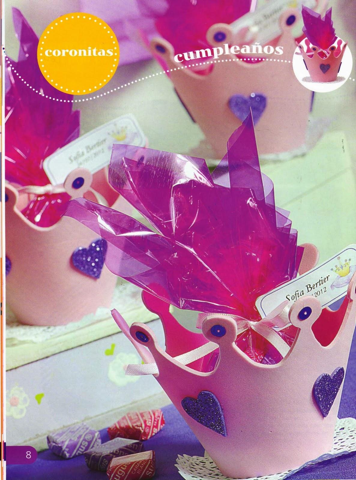 Souvenirs con goma eva paso a paso revistas de for Manualidades souvenirs navidenos