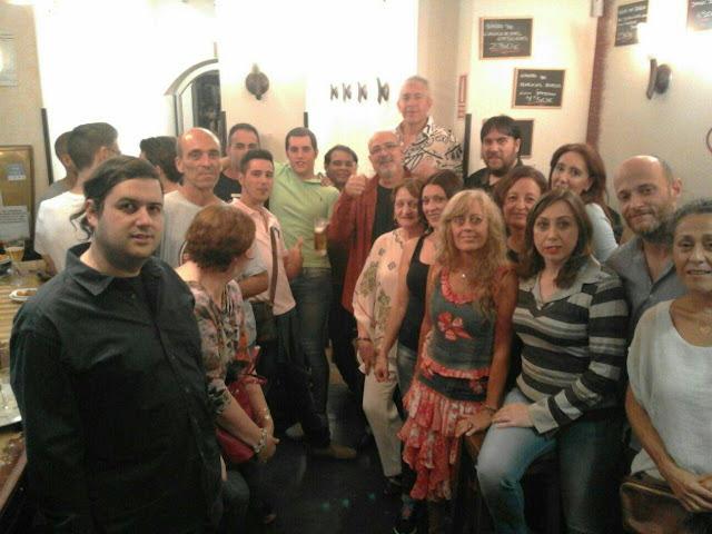 Desconspirando el Mundo. Grupo coordinado por Jaime Garrido