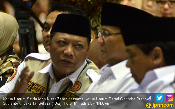 Gerindra Yakini Rakyat NTB Tak Akan Ikut TGB Dukung Jokowi