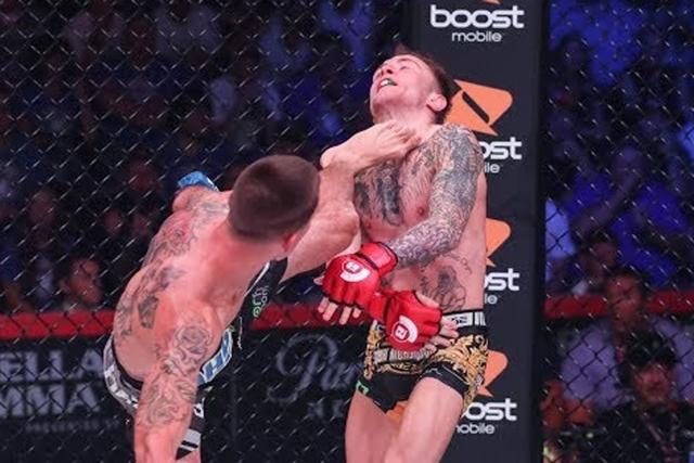Discípulo de Conor McGregor recibe nocaut brutal tras burlarse de su rival
