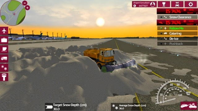 Airport Simulator 2015 PC Games Gameplay