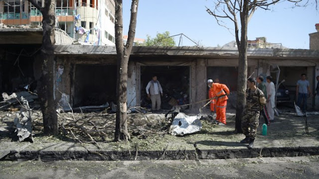 Guanduania Condemns Attack in Kabul