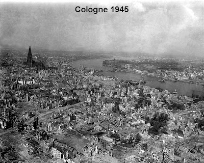 Cologne 1945 photo