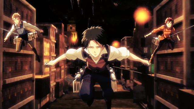 Anime terbaik dan populer dalam musim spring 2015 - Shingeki no Kyojin: Kuinaki Sentaku (Kouhen)