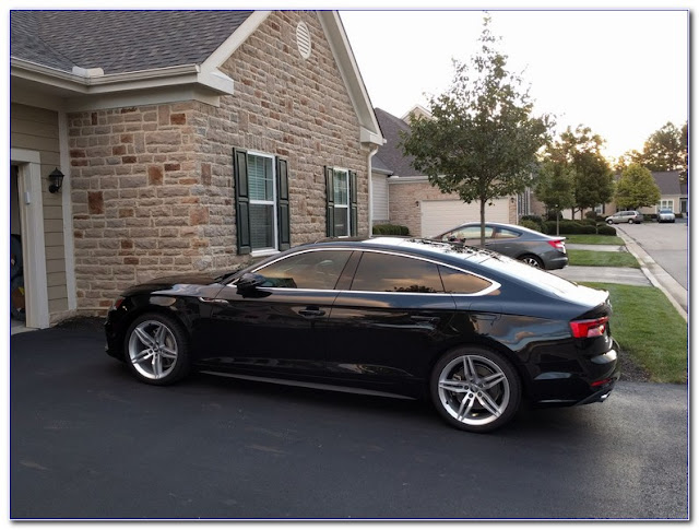 WINDOW TINT Levels For Cars