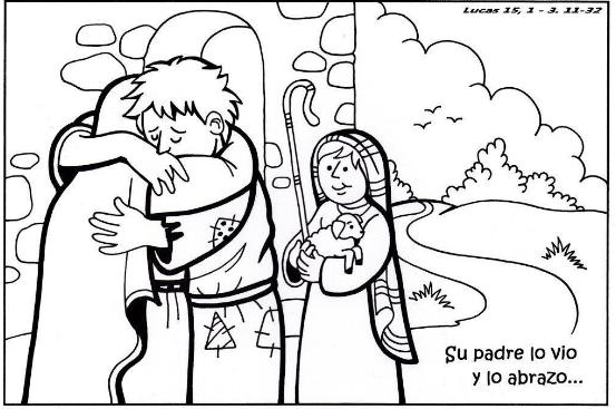 Educación religiosa: El hijo pródigo