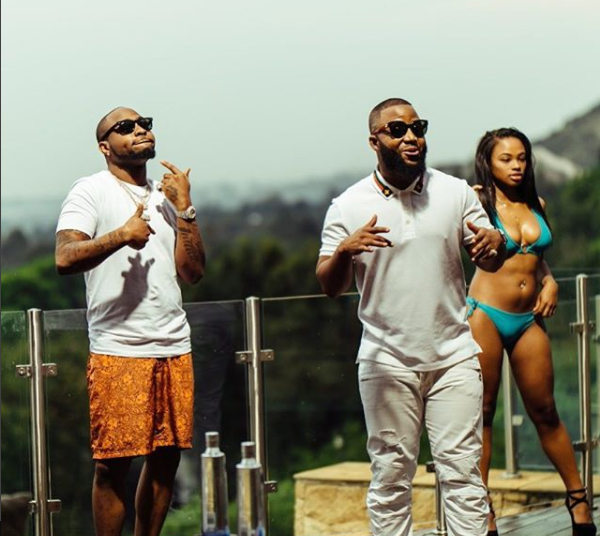 Image result for cassper nyovest feat davido
