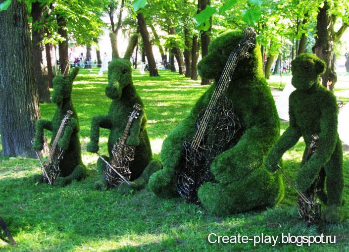 Императорские сады России Петербург