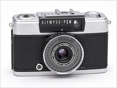 Olympus Pen EE-3 (1973), Olympus Pen Half-Frame Cameras