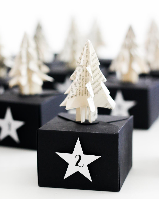Adventskalender, Advent, Weihnachten, Fleurcoquet