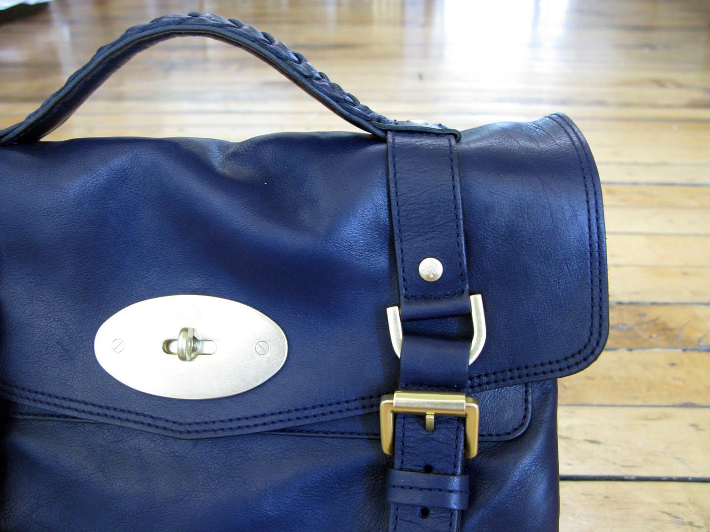 297af8efd1f3 Mulberry Alexa Ink Blue  Special