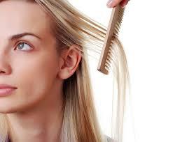 ince telli saçlar için doğal tarif