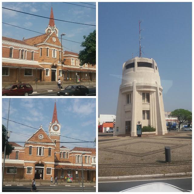 Estação Cultura e Torre do Castelo, Campinas