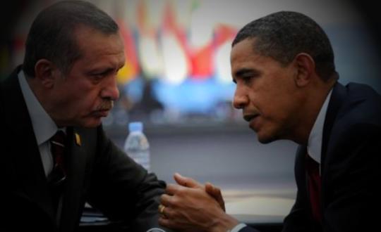 """Ερντογάν """"καρφώνει"""" τον Ομπάμα, εκνευρίζει τον Πούτιν"""