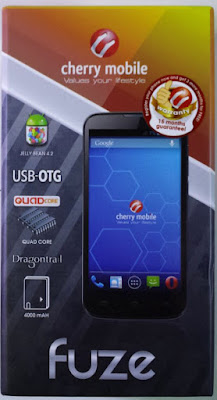 Cherry Mobile  fuze Q390 Stock rom