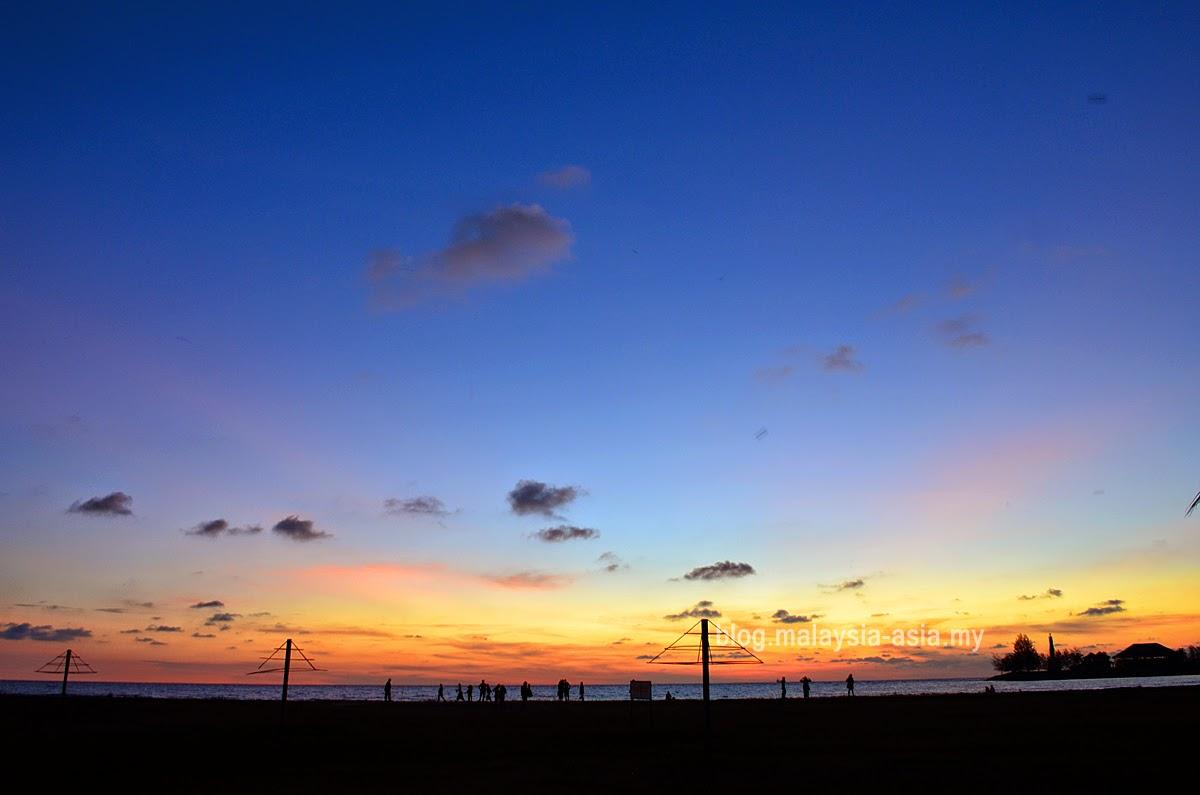 Sunset Photo Miri