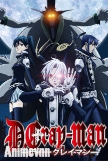 D Gray Man -  2008 Poster