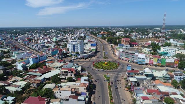 Khu Đô Thị Cát Tường Phú Hưng cách vòng xoay 2km