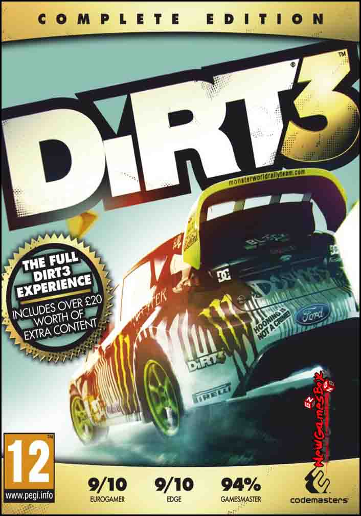 download dirt 3 complete edition 12gb pc compressed in 4gb. Black Bedroom Furniture Sets. Home Design Ideas