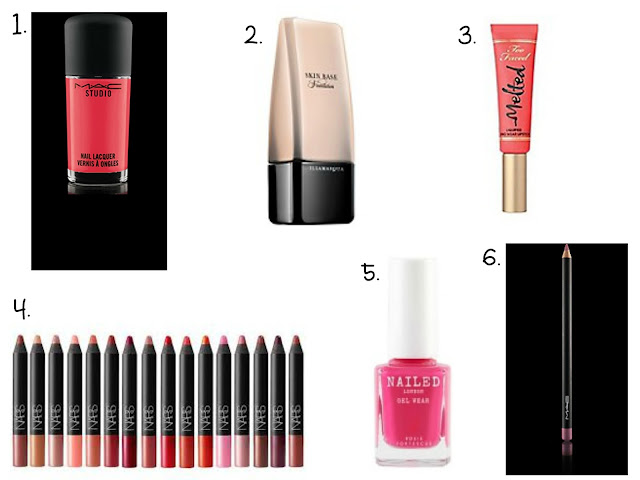 My Wednesday Wishlist - Beauty